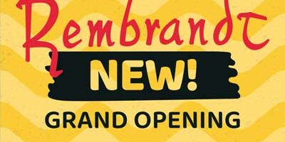 Club Rembrandt NEW! Grand Opening